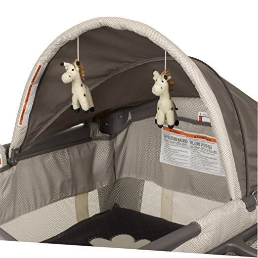 Baby Trend Deluxe Nursery Center, Hudson 4