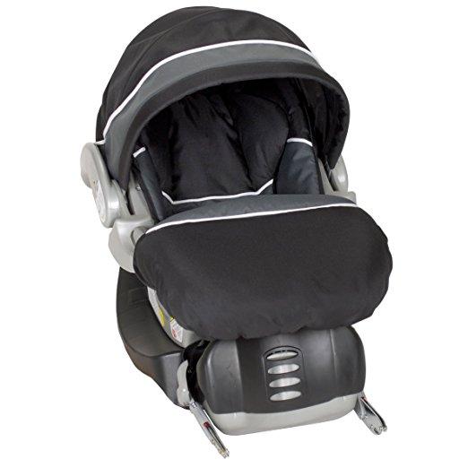 Cadeirinha Bebê Conforto Baby Trend Flex Loc Infant Car Seat, Onyx