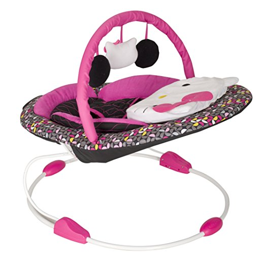 Baby Trend Hello Kitty Bouncer, Pinwheel 3
