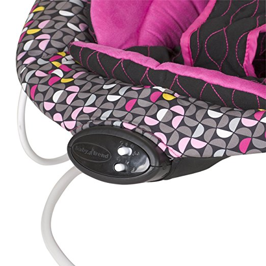 Baby Trend Hello Kitty Bouncer, Pinwheel 4