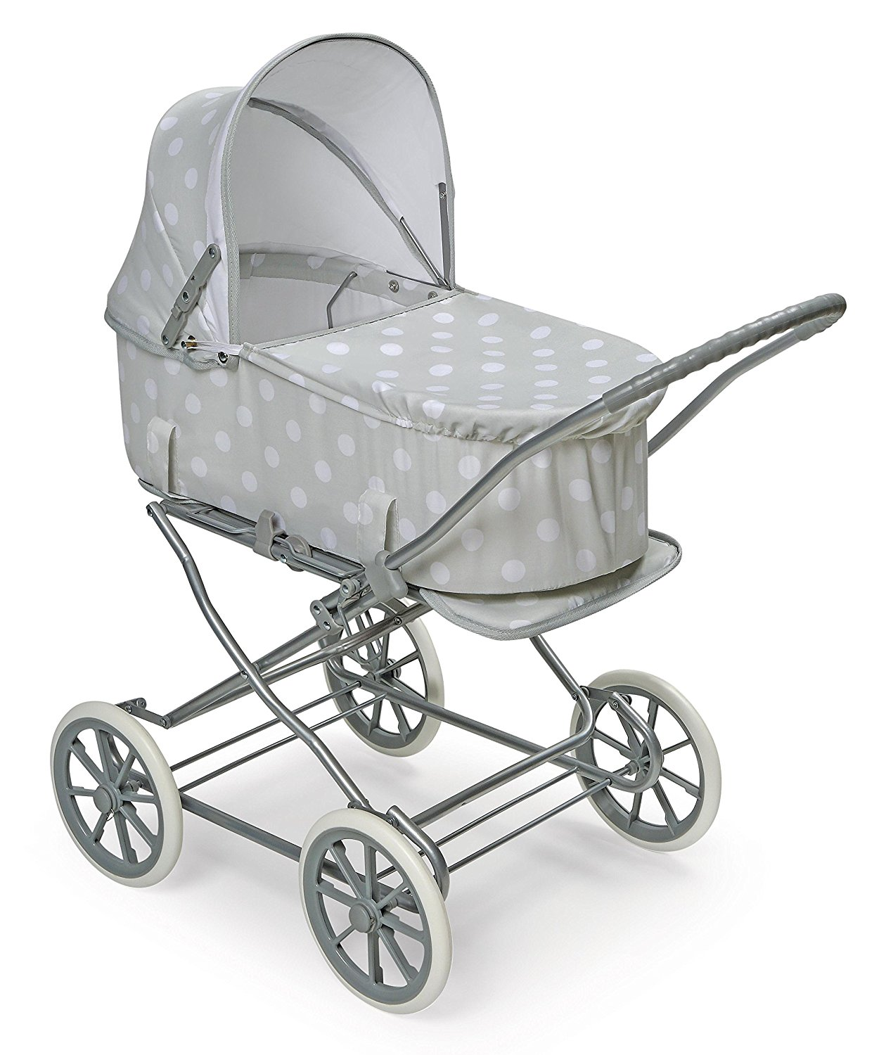 Badger Basket Just Like Mommy 3-in-1 Doll Pram