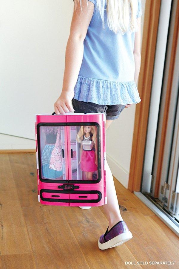Barbie Fashionistas Ultimate Closet, Pink6