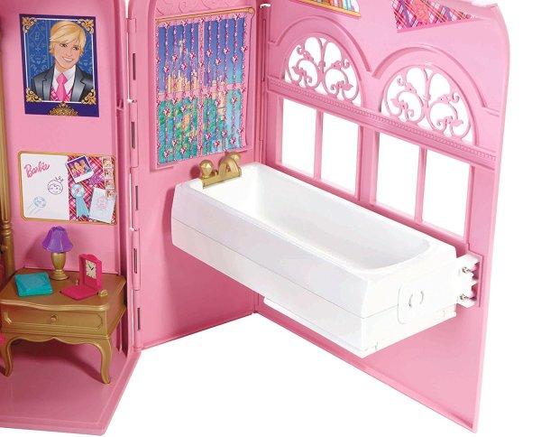 Barbie Princess Charm School Princess Playset3