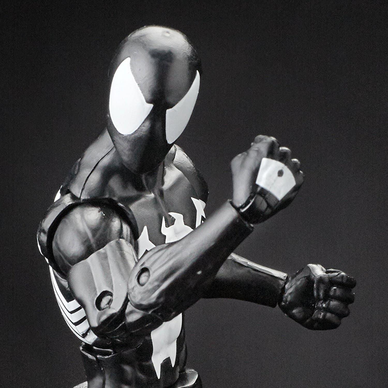 Boneco Marvel Spider-Man 16cm Legends Series Symbiote Homem Aranha