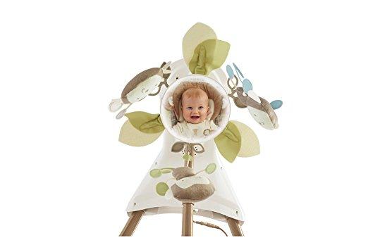 Cadeira Balanço Fisher Price SnugaMonkey Cradle Swing3