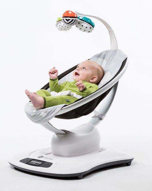 Cadeira De Balanço Mamaroo 4moms 2°geração Bluetooth Design4