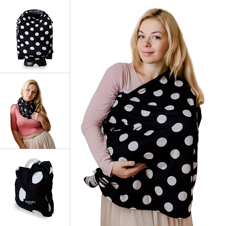 Capa Multifuncional para Bebê Conforto, Carrinho de Compras, Carrinho,