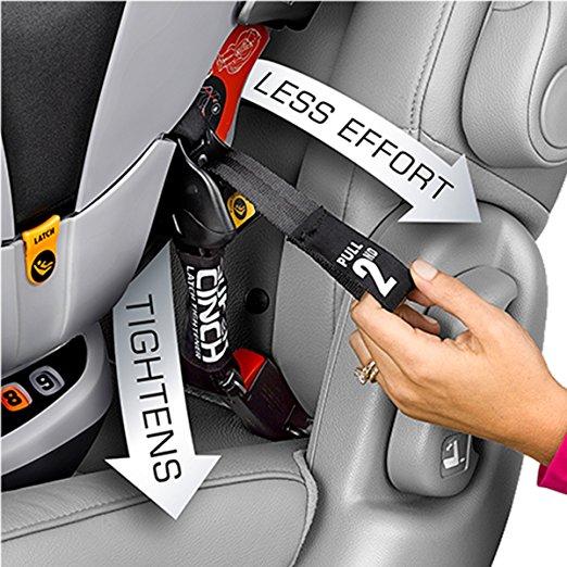 Chicco NextFit iX Zip Convertible Car Seat, Spectrum 5