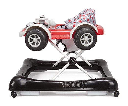 Delta Children Lil' Drive Baby Activity Walker 4