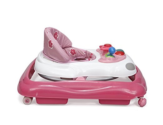 Delta Children Lil' Fun Walker, Pink 7
