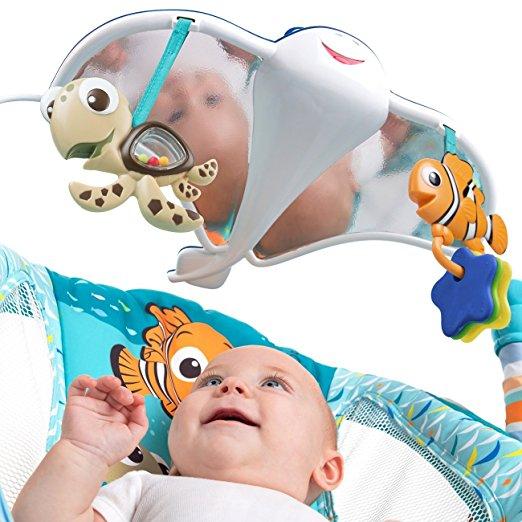 Disney Baby Finding Nemo See & Swim Bouncer5