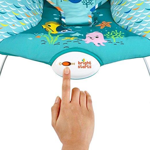 Disney Baby Finding Nemo See & Swim Bouncer7