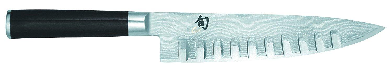 Faca Aço Inox Granton Do Chef Shun Classic 20cm – Kai DM0719