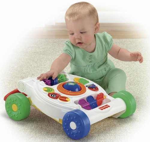 Fisher-Price Bright Beginnings Activity Walker4