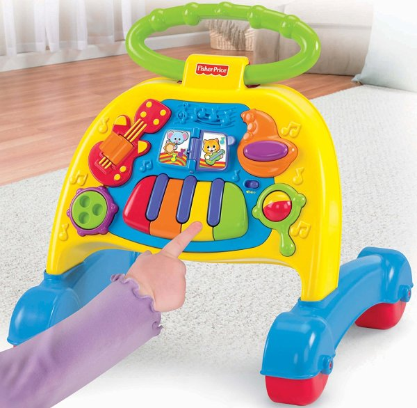 Fisher-Price Brilliant Basics Musical Activity Walker4
