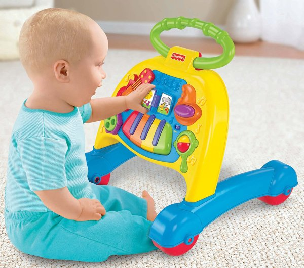 Fisher-Price Brilliant Basics Musical Activity Walker6