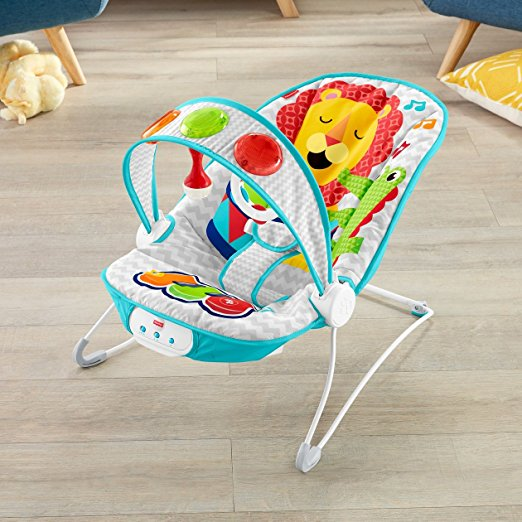 Fisher-Price Kick 'n Play Musical Bouncer 3