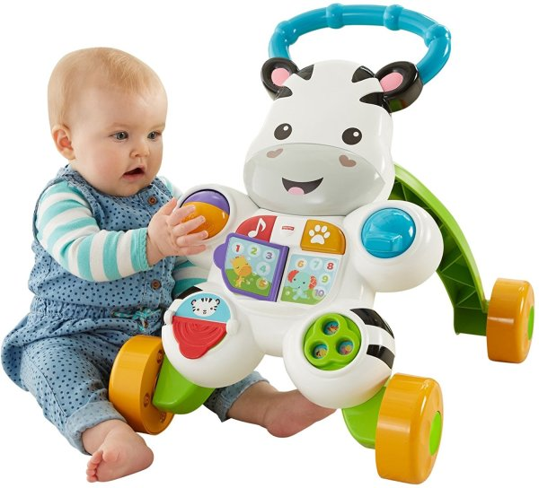 Fisher-Price Learn with Me Zebra Walker2
