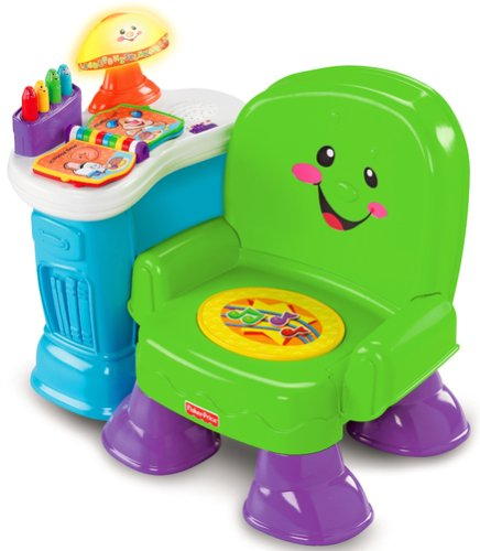 Fisher-Price Song and Story Learning Chair2