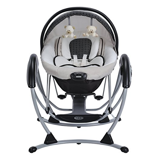 Graco Glider Elite Baby Swing, Pierce 2