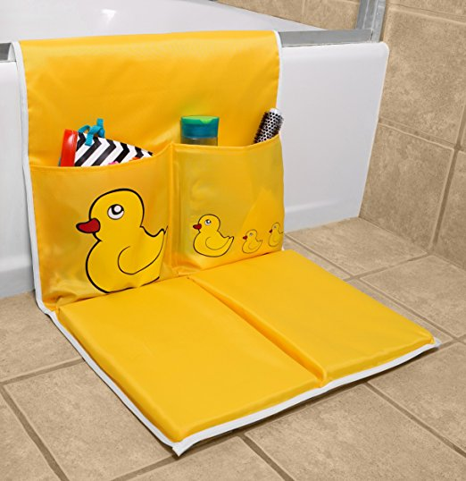 Handy Laundry Tub-Side Bath Kneeling Pad 4