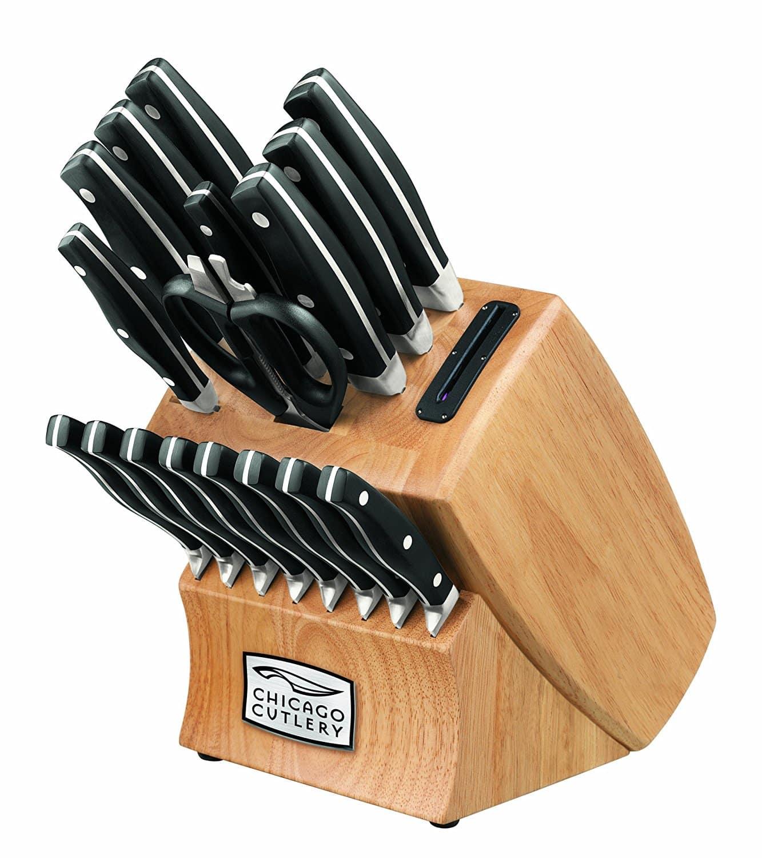 Jogo de facas Chicago Cutlery Insignia2 18peças