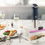 Kitchen Gizmo Sous Vide Immersion Circulator – Cook with Precision, 800 Watt Blue 3