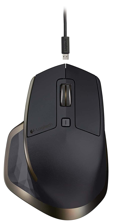 Logitech Mx Master Wireless Mouse Original Preto5