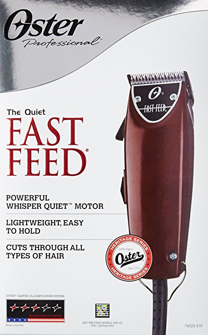 Máquina de Corte Oster Fast Feed 76023-510