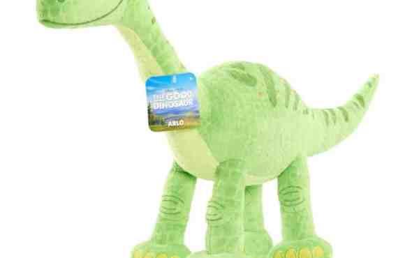 Pelúcia O Bom Dinossauro The Good Dinosaur Arlo Large Plush