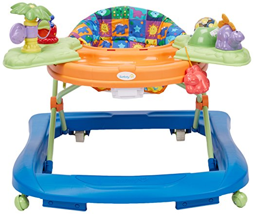 Safety 1st Sounds 'n Lights Discovery Walker, Dino 4