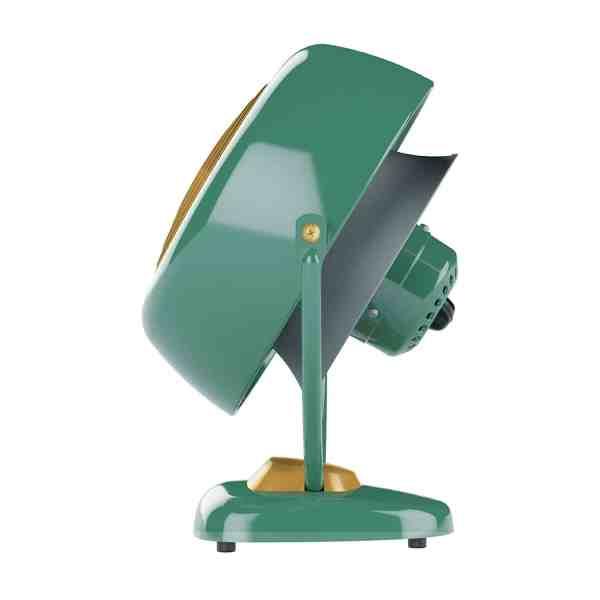 Ventilador Vornado VFAN Verde Retro Nostalgia Vintage Vornado Anos 60 70 CR1-0061-172