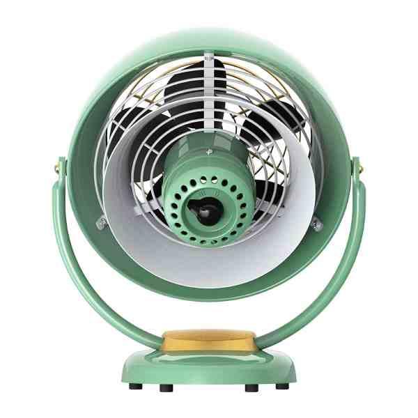 Ventilador Vornado VFAN Verde Retro Nostalgia Vintage Vornado Anos 60 70 CR1-0061-175