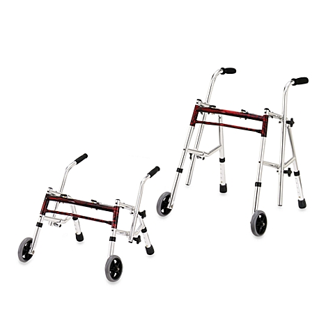 Wenzelite Glider Walker, Flame Red, Pediatric