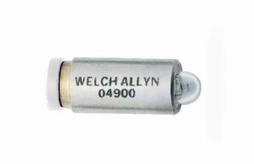 04900-U WELCH ALLYN 3.5V HALOGEN REPLACEMENT LAMP BULB OPHTHALMOSCOPE