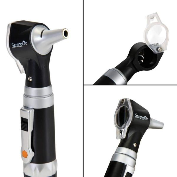 2-in-1 Ophthalmoscope & Otoscope Kit 2