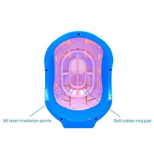 Hair Growth Helmet Device Hair Loss Prevent Promote Hair Regrowth Cap Massage Equipment 6