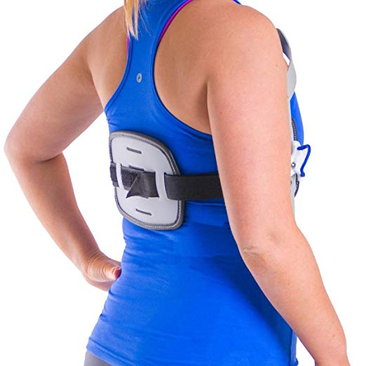 Hyper-X TLSO Jewett Hyperextension Back Brace Orthosis 3