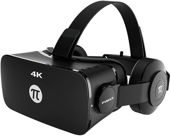 PIMAX 4K Virtual Reality Headset VR Headset 3D VR Glasses for PC Game Video by PIMAX3