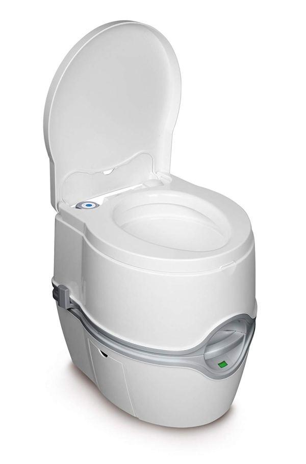 Porta Potti Curve Toalete Portátil para RV2