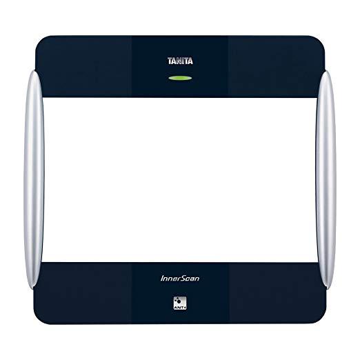 Tanita BC-1000 plus Black ANT+ Radio Wireless Body Composition Monitor