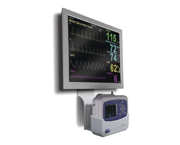 Welch Allyn 802LT0N-0E0 Propaq LT Continuous Patient Vital Signs Monitor3
