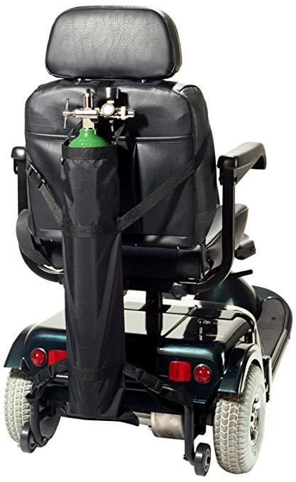 Acessórios EZ-ACCESS Scooter Single Oxygen (d & e), 1,25 Libras
