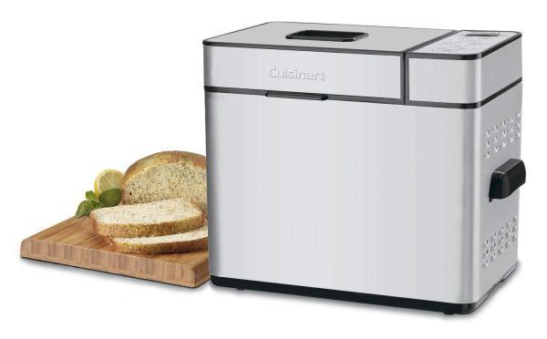 Cuisinart CBK-100 2 LB Máquina De Pão