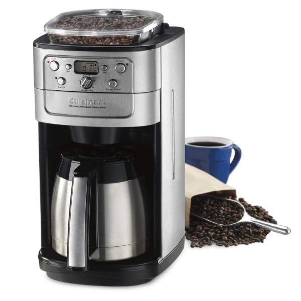 Cuisinart DGB-900BC Grind & Brew Thermal 12-Cup Automatic Coffeemaker5