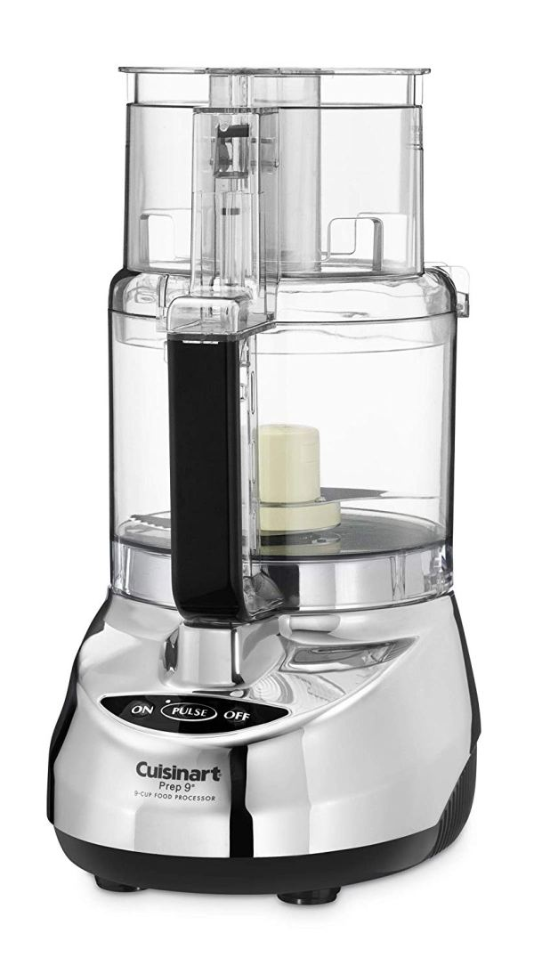 Cuisinart DLC-2009CHBMY Prep 9 9-Cup Food Processor, Brushed Stainless3