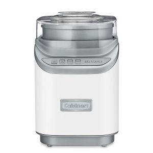 Máquina de Sorvetes Cuisinart – BRANCO/CINZA