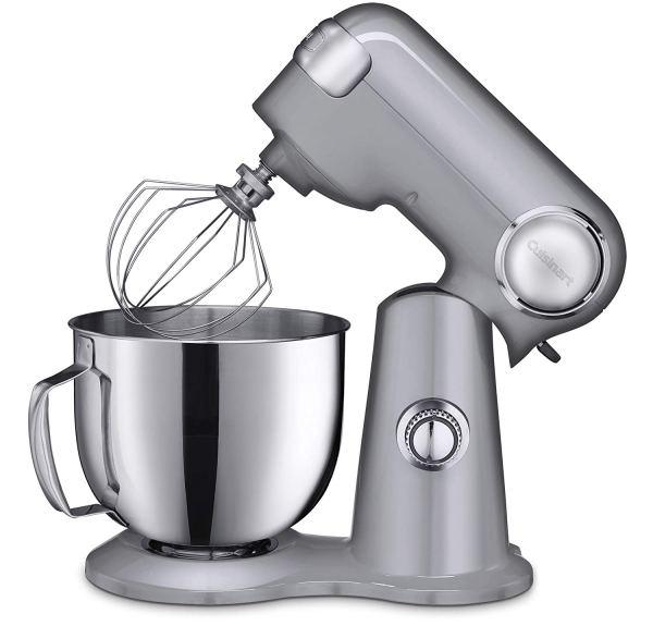Cuisinart SM-50 5.5 – Quart Stand Mixer, Branco2
