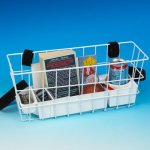 Maddak Economy Walker Basket with Hook and Loop Fasteners (703192000)