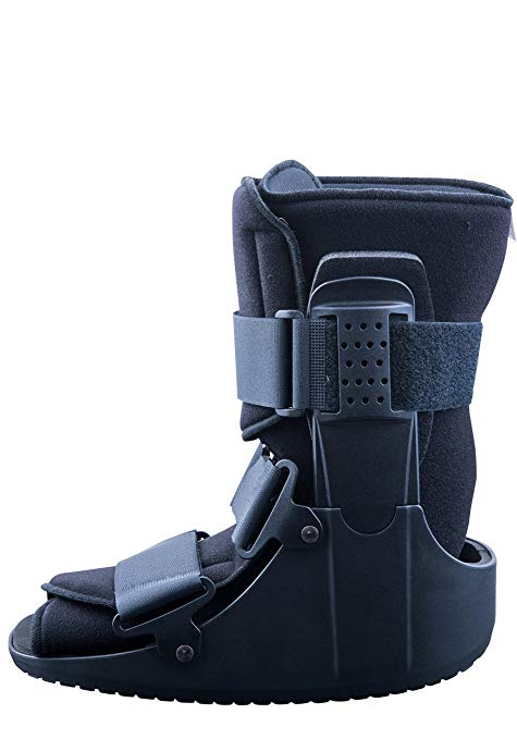 Mars Wellness Premium Polymer Low Top Cam Walker Fracture Ankle2
